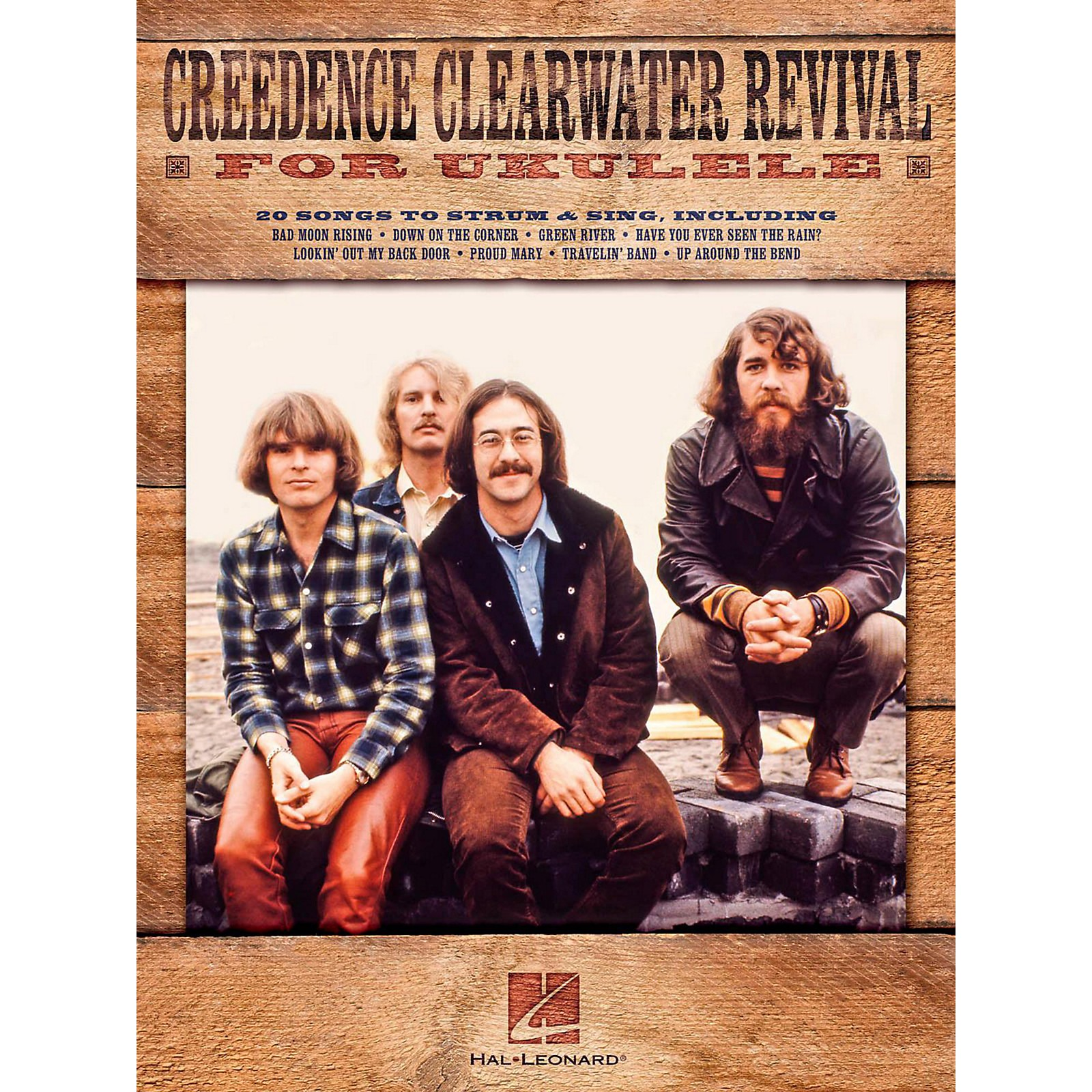 Hal Leonard Creedence Clearwater Revival For Ukulele