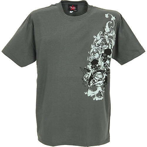 Fender Creeping Skulls T-Shirt