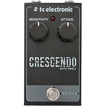 Open Box TC Electronic Crescendo Auto Swell Effects Pedal