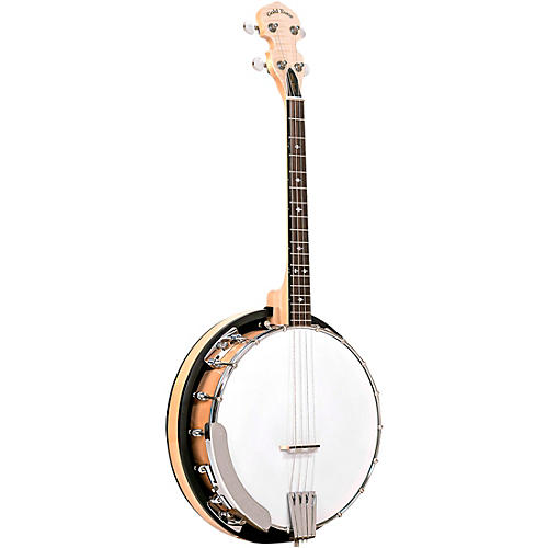 Gold Tone Cripple Creek Irish Tenor Banjo with Resonator