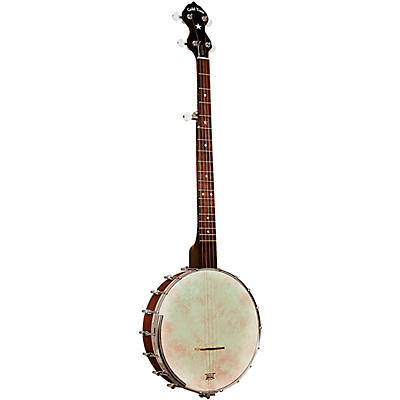 Gold Tone Cripple Creek Left-Handed Banjo Clawhammer Package