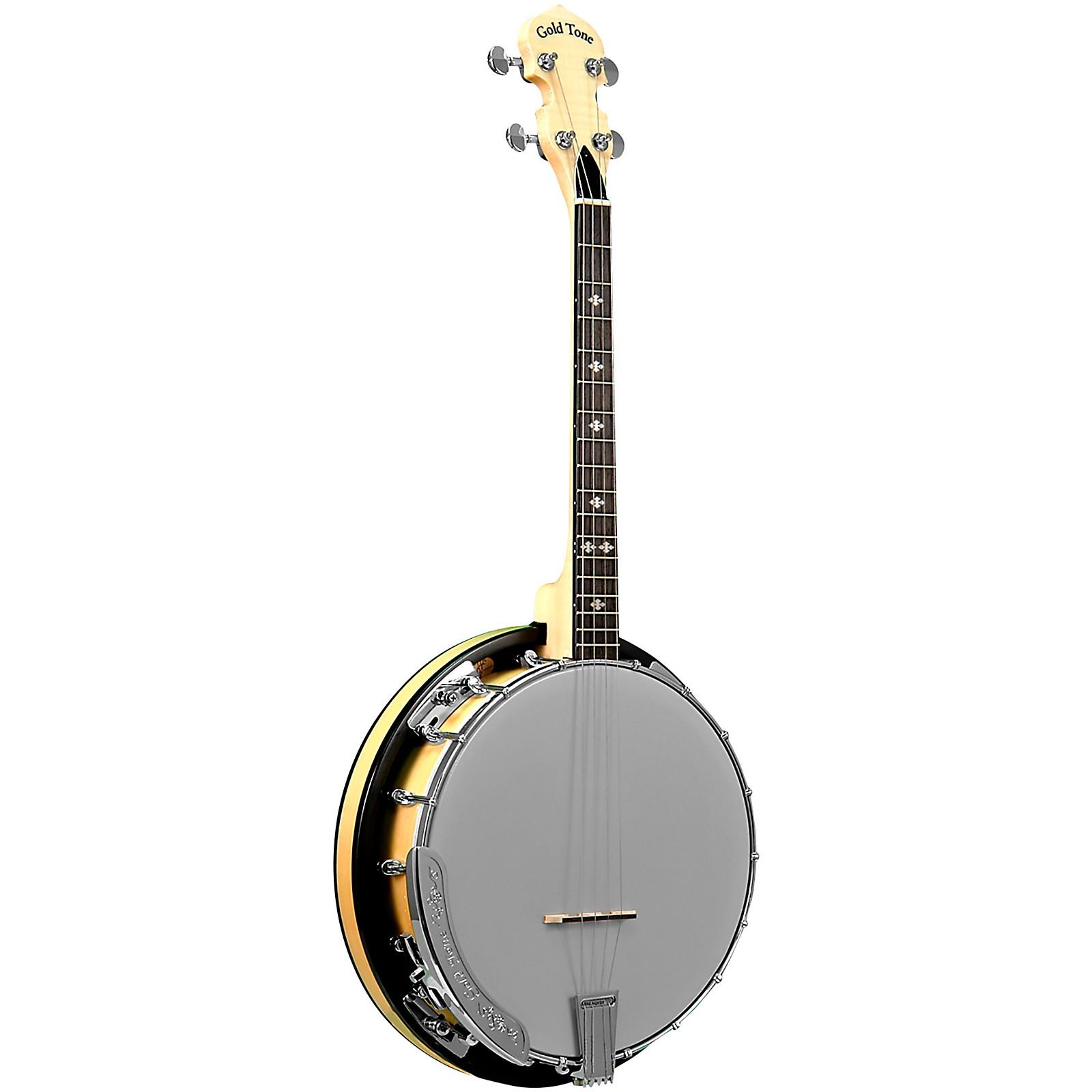Gold Tone Cripple Creek Left-Handed Irish Tenor Banjo