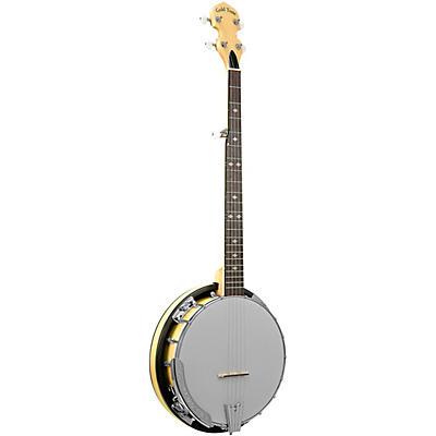 Gold Tone Cripple Creek Left-Handed Resonator Banjo