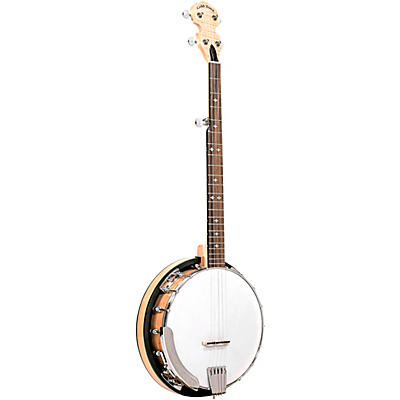 Gold Tone Cripple Creek Resonator Banjo with Wide Fingerboard
