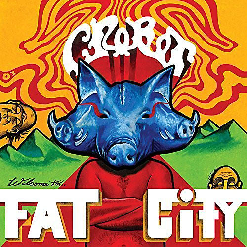 Alliance Crobot - Welcome To Fat City