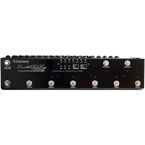 One Control Crocodile Tail Loop 10 Loop Programmable Switcher