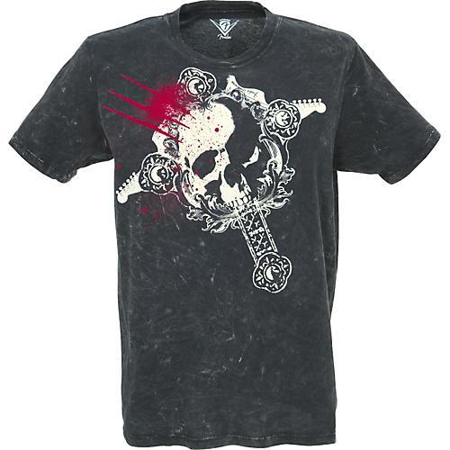 Fender Cross Skull T-Shirt