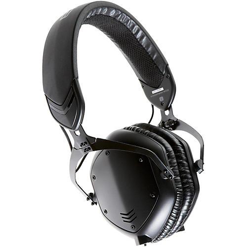 V-MODA Crossfade M-100 Over-Ear Noise-Isolating Over-Ear Headphones Matte Black