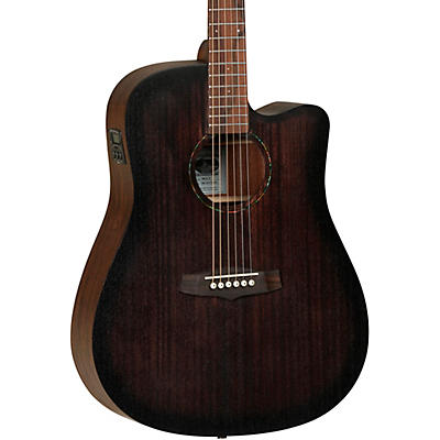 Tanglewood Crossroads Dreadnought CE Mahogany Acoustic Electric Guitar