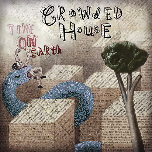 Alliance Crowded House - Time On Earth