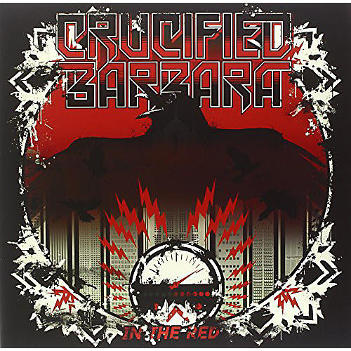 Alliance Crucified Barbara - In the Red