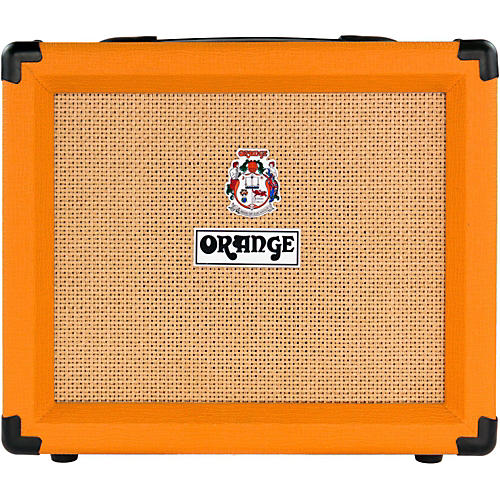 Orange Amplifiers Crush 20RT 20W 1x8 Guitar Combo Amp Orange