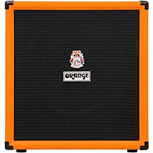 Open BoxOrange Amplifiers Crush Bass 100 100W 1x15 Bass Combo Amplifier