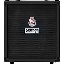 Open BoxOrange Amplifiers Crush Bass 25 25W Bass Combo Amplifier