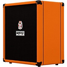 Open Box Orange Amplifiers Crush Bass 50 50W 1x12 Bass Combo Amplifier