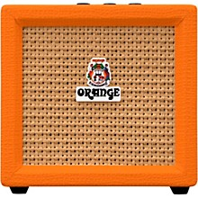 Open Box Orange Amplifiers Crush Mini 3W 1x4 Guitar Combo Amp