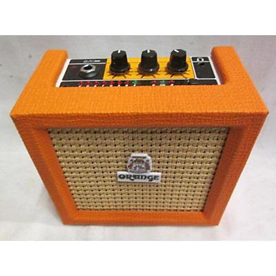 Orange Amplifiers Crush Mini Guitar Combo Amp
