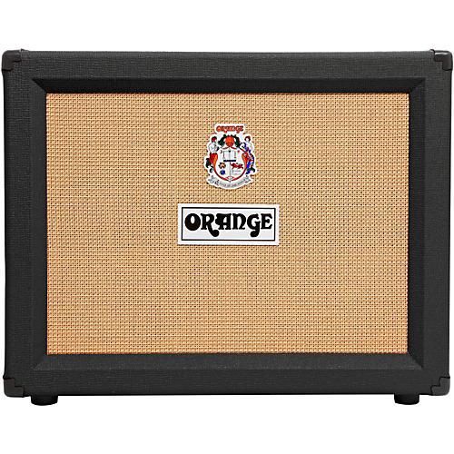 orange amplifiers crush pro cr120c 120w 2x12 guitar combo amp black musician 39 s friend. Black Bedroom Furniture Sets. Home Design Ideas