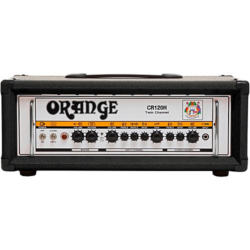 Orange Amplifiers Crush Pro CR120H 120W Guitar Amp Head