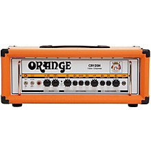 Open Box Orange Amplifiers Crush Pro CR120H 120W Guitar Amp Head