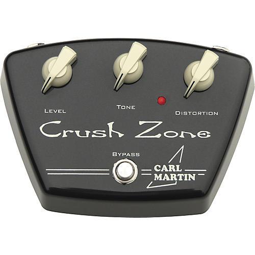 Carl Martin Crush Zone Guitar Effects Pedal