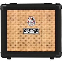 Crush12 12W 1x6 Guitar Combo Amp Black