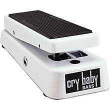 Open BoxDunlop Cry Baby 105Q Bass Wah Pedal