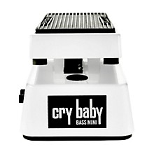 Open Box Dunlop Crybaby Mini Bass Wah Pedal