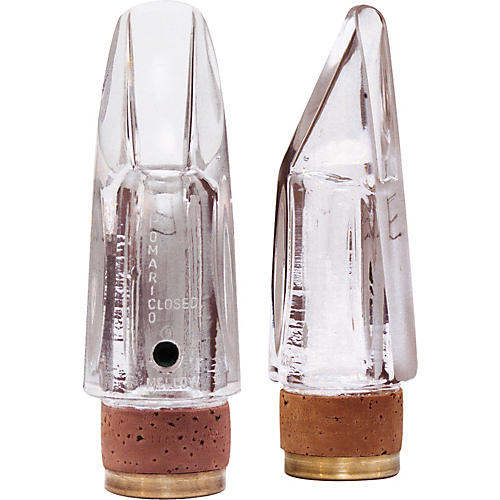 Pomarico Crystal Bb Clarinet Mouthpieces Condition 2 - Blemished Emerald M 194744001284