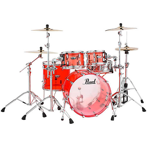 Pearl Crystal Beat 4-Piece New Fusion Shell Pack