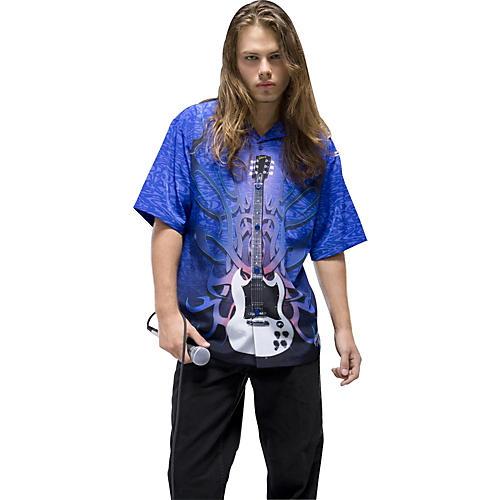 Dragonfly Clothing Crystal SG Woven Shirt