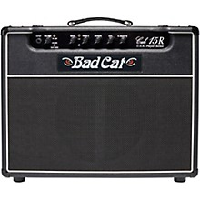Open Box Bad Cat Cub 15R USA Player Series 15W 1x12 Tube Guitar Combo Amp