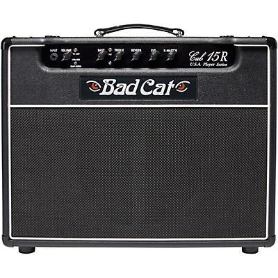 Bad Cat Cub 15R USA Player Series 15W 1x12 Tube Guitar Combo Amp
