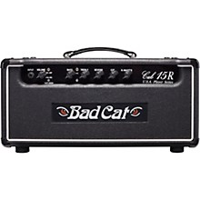 Open Box Bad Cat Cub 15R USA Player Series 15W Tube Guitar Amp Head