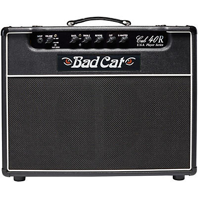 Bad Cat Cub 40R USA Player Series 40W 1x12 Tube Guitar Combo Amp