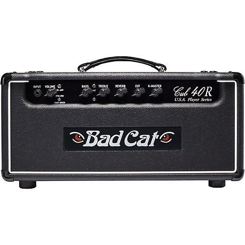 Bad Cat Cub 40R USA Player Series 40W Tube Guitar Amp Head Condition 1 - Mint