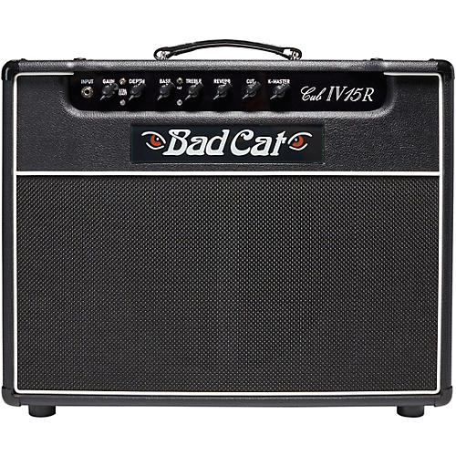 Bad Cat Cub III 15w 1x12 Guitar Combo Amp with Reverb
