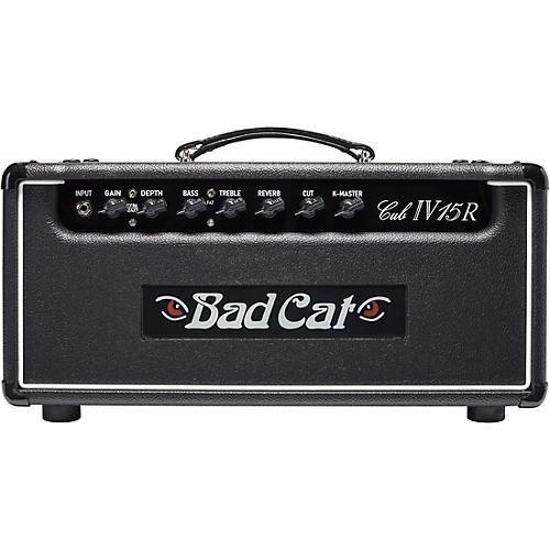 Bad Cat Cub III 15w Guitar Head with Reverb