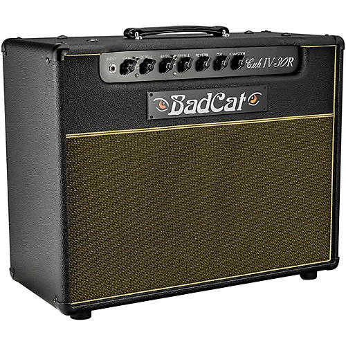 bad cat cub iii 30w 1x12 guitar combo amp with reverb musician 39 s friend. Black Bedroom Furniture Sets. Home Design Ideas
