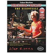 Alfred Cuban Rhythms for Percussion & Drumset Book & DVD-ROM