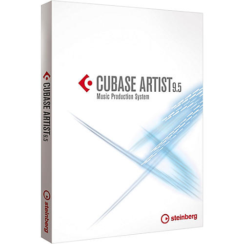 Steinberg Cubase Artist 9.5 Upgrade (From Artist 8.5)