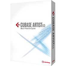 Steinberg Cubase Artist 9.5 Upgrade (From Artist 9)
