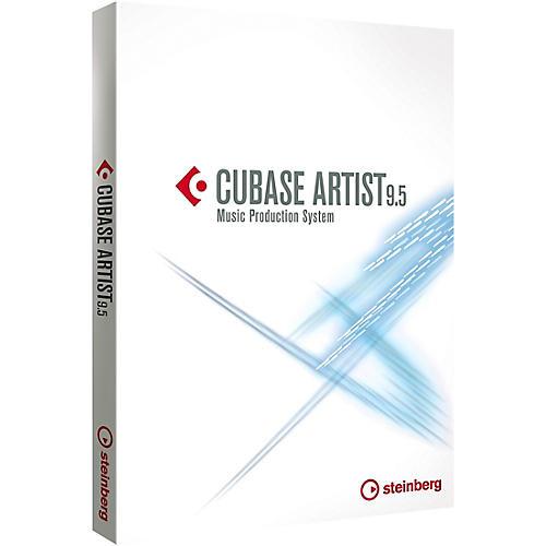 Steinberg Cubase Artist 9.5 Upgrade