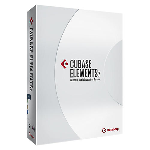 Steinberg Cubase Elements 7 DAW Software Educational Edition