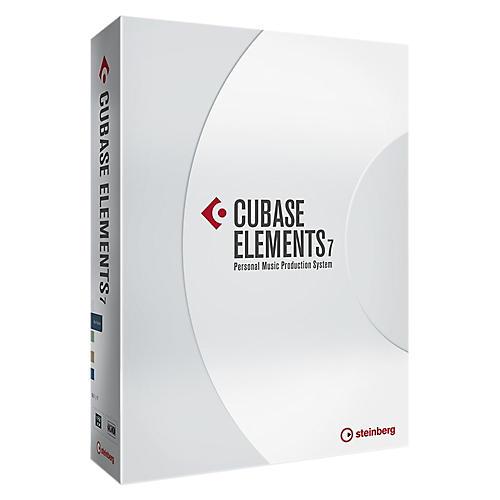 Steinberg Cubase Elements 7 DAW Software