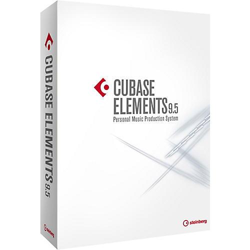 Steinberg Cubase Elements 9.5 Boxed Version