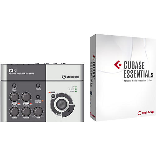 Steinberg Cubase Essentials w/ Ci2 Interface Bundle