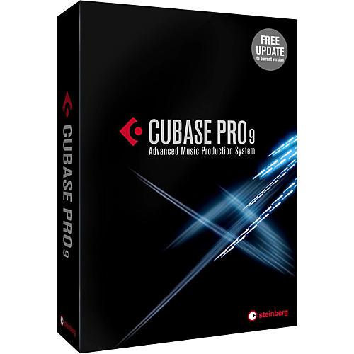 Steinberg Cubase Pro 9 Update from Cubase 4/5/6/6.5