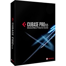Steinberg Cubase Pro 9.5 Boxed Version