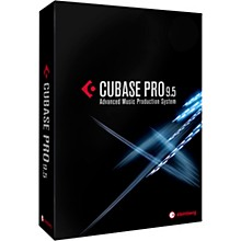 Steinberg Cubase Pro 9.5 Upgrade (From Pro 7-8)